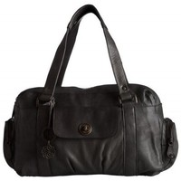 Sacs Femme Sacs porté main Pieces Sac en cuir  Small Totally Royal noir