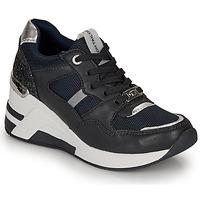 Chaussures Femme Baskets basses Tom Tailor 8091512 Marine / Noir