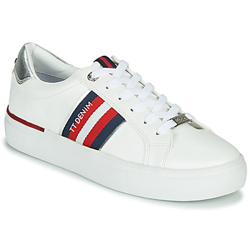 Chaussures Femme Baskets basses Tom Tailor 8096801 Blanc