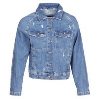 Vêtements Femme Vestes en jean Esprit ESPRILA Bleu medium