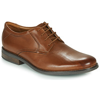 Chaussures Homme Derbies Clarks BECKEN LACE Marron