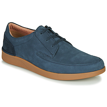 Chaussures Homme Derbies Clarks OAKLAND CRAFT Marine