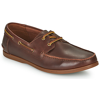 Chaussures Homme Derbies Clarks PICKWELL SAIL Marron