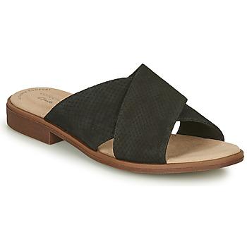 Chaussures Femme Mules Clarks DECLAN IVY Noir