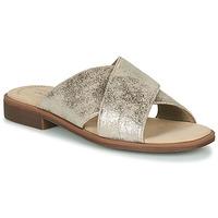 Chaussures Femme Mules Clarks DECLAN IVY Argenté