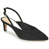 Chaussures Femme Escarpins Clarks LAINA55 SLING Noir