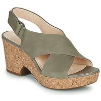 Chaussures Femme Sandales et Nu-pieds Clarks MARITSA LARA Taupe