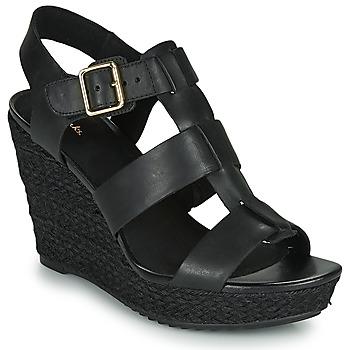 Chaussures Femme Sandales et Nu-pieds Clarks MARITSA95 GLAD Noir