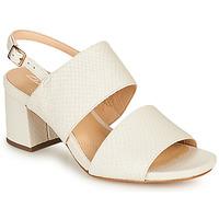 Chaussures Femme Sandales et Nu-pieds Clarks SHEER55 SLING Blanc