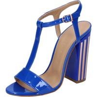 Chaussures Femme Sandales et Nu-pieds Marc Ellis BP27 Bleu