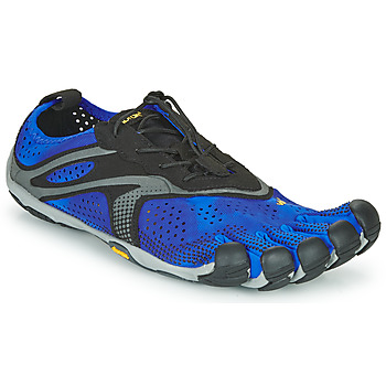 Chaussures Homme Running / trail Vibram Fivefingers V-RUN Noir / Bleu