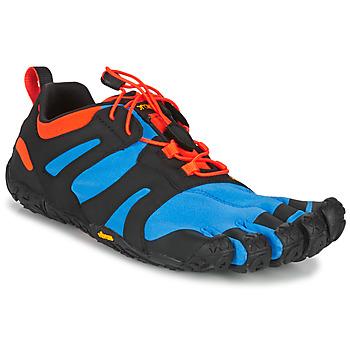 Chaussures Homme Running / trail Vibram Fivefingers V-TRAIL 2.0 Bleu / Orange