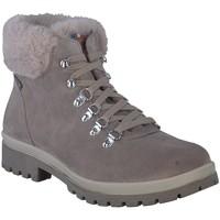 Chaussures Femme Boots Mephisto Bottine cuir ZELDA Gris