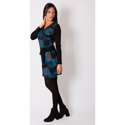 Guadarrama  Coton Du Monde  robes  femme  noir