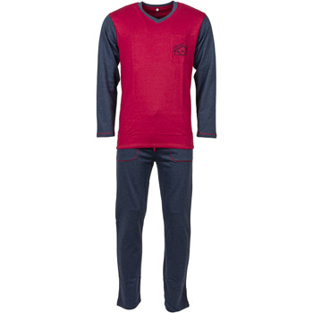 Vêtements Homme Pyjamas / Chemises de nuit Christian Cane - pyjama long BORDEAUX