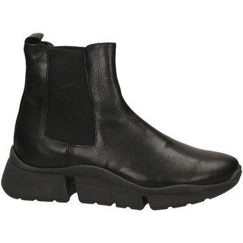 Chaussures Femme Boots Lemaré OFFICINA CERA nero