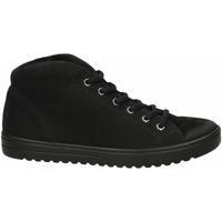 Chaussures Femme Baskets montantes Ecco Fara Black Renoir black-nero