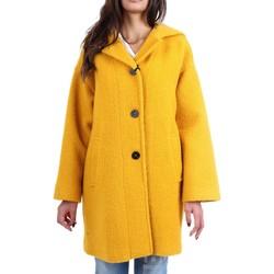 Vêtements Femme Manteaux Pennyblack 20140119 Manteau femme jaune jaune
