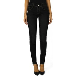Vêtements Femme Jeans slim Kebello Jeans Slim Push Up F Noir Noir