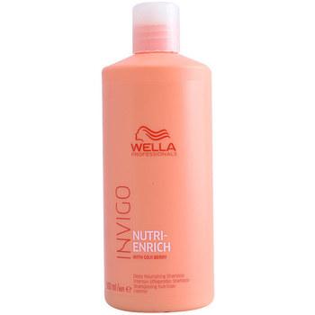 Beauté Shampooings Wella Invigo Nutri-enrich Shampoo  500 ml