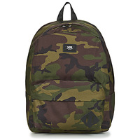 Sacs Sacs à dos Vans OLD SKOOL III BACKPACK Noir / Kaki
