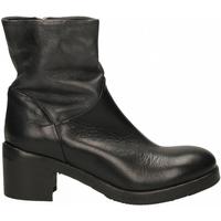 Chaussures Femme Bottines Ernesto Dolani ALFA nero-antracite