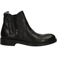 Chaussures Homme Boots Pawelk's 19834 NOIR