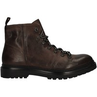 Chaussures Homme Boots Pawelk's 17033 GRIS