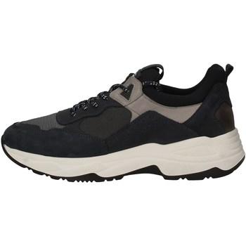 Chaussures Homme Baskets basses NeroGiardini A901272U BLEU