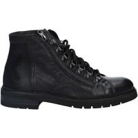 Chaussures Homme Boots Exton 28 ANKLEBOOT homme NOIR NOIR