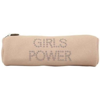 Sacs Enfant Trousses Girls Power Trousse  Star clouté et effet pailleté Rose Multicolor