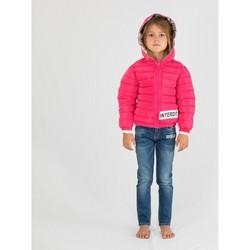 Vêtements Enfant Doudounes Interdit De Me Gronder BYBLOSS Rose fushia