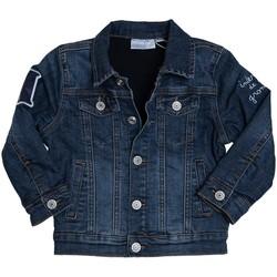 Vêtements Enfant Vestes Interdit De Me Gronder CARGO Bleu marine