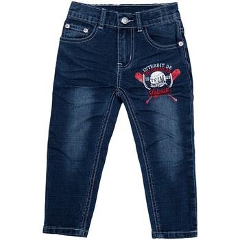Vêtements Enfant Jeans droit Interdit De Me Gronder OZAKI Bleu marine