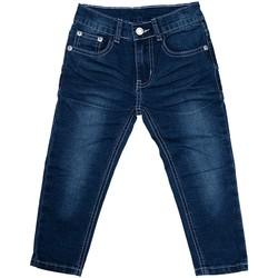 Vêtements Enfant Jeans droit Interdit De Me Gronder GAMA Rose fuschia