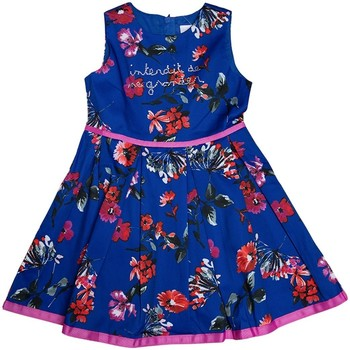 Vêtements Fille Robes Interdit De Me Gronder HIBISCUS Bleu