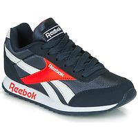 Chaussures Garçon Baskets basses Reebok Classic REEBOK ROYAL CLJOG Marine / rouge