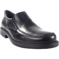 Chaussures Homme Mocassins Baerchi Chaussure homme  1801-ae noir Noir