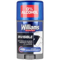 Beauté Homme Déodorants Williams Invisible 48h Deo Stick