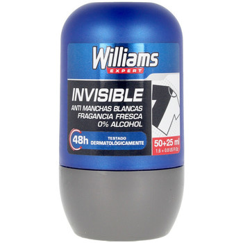 Beauté Homme Déodorants Williams Invisible 48h Deo Roll-on