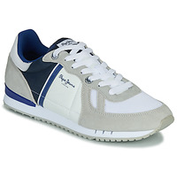 Chaussures Homme Baskets basses Pepe jeans TINKER  ZERO Blanc