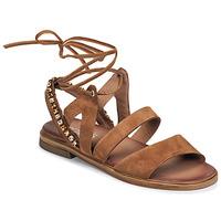 Chaussures Femme Sandales et Nu-pieds Mjus GRAM LACE Camel