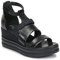 Chaussures Femme Sandales et Nu-pieds Mjus BELLANERA Noir