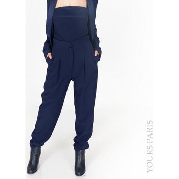 Vêtements Femme Pantalons Yours-Paris CHLO? MARINE