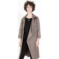 Vêtements Femme Trenchs Yours-Paris ANNA BEIGE