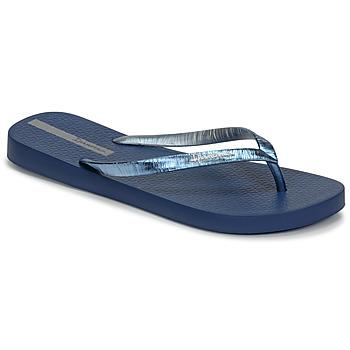 Chaussures Femme Tongs Ipanema GLAM II Bleu