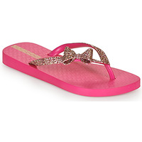 Chaussures Fille Tongs Ipanema LOLITA IV Rose