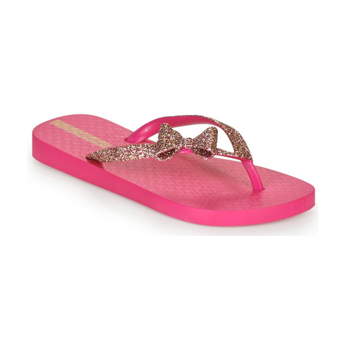 Chaussures Fille Tongs Ipanema LOLITA IV Rose