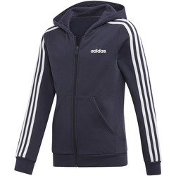 Vêtements Garçon Sweats adidas Originals - Felpa blu EH6121 BLU