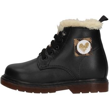 Chaussures Garçon Boots Balducci - Anfibio nero MATRIX 1911 NERO